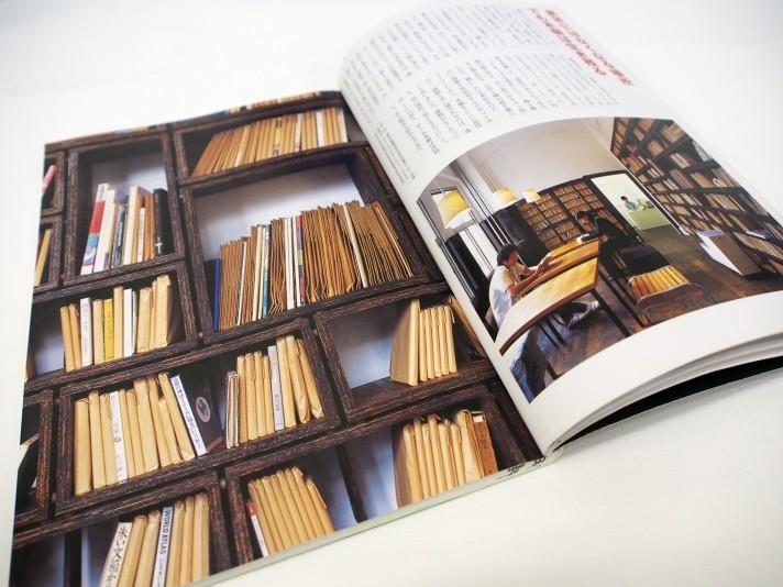 雑誌「室内」にエンカウンターの内装が取り上げられました。