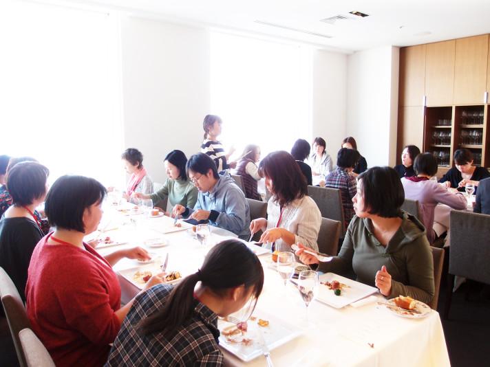 「ヨコハマ美食楽学」モニターツアー〈ソーシャルネットワークイベント〉