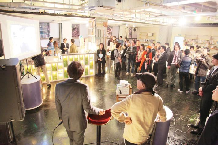 グリーンドリンクス横浜 vol.09  -春風満面-〈ソーシャルネットワークイベント〉