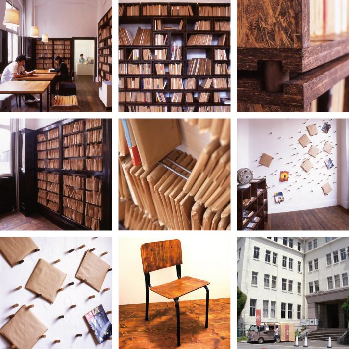 book pick orchestra「encounter.」〈インテリアデザイン 家具デザイン〉