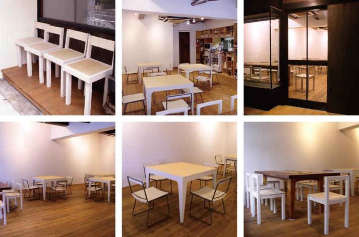 居酒屋「山科」 インテリアデザイン〈内装設計 家具デザイン〉