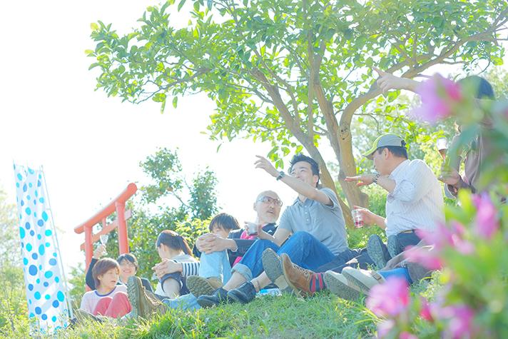 ヨコハマピクニッククラブ -農園ピクニック-〈ソーシャルネットワークイベント〉