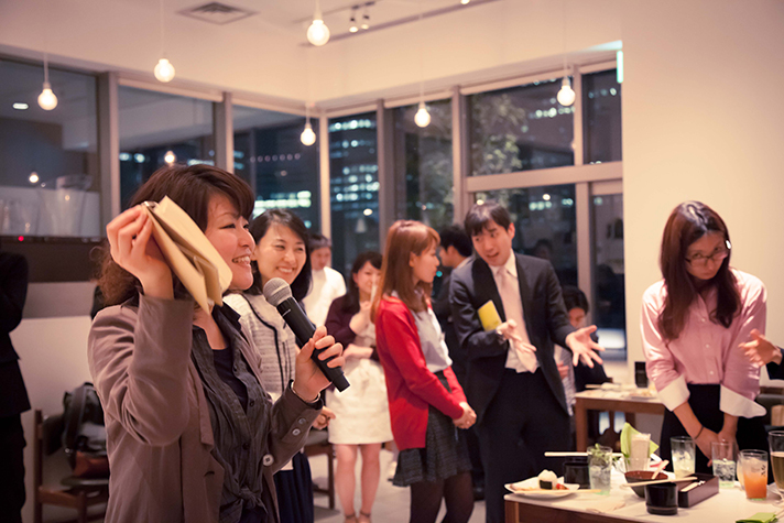 green drinksYokohama vol.13 - はぐくむ -